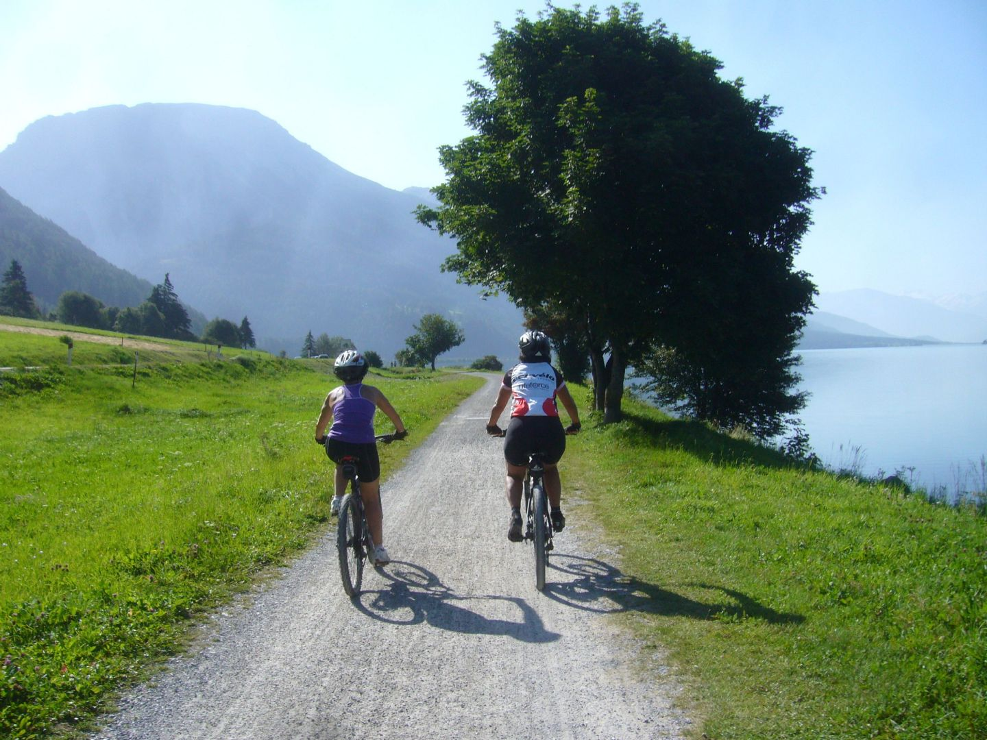 italy-supported-family-cycling-holliday-via-claudia.jpg - Northern Italy - Gentle Via Claudia - Supported Family Cycling Holiday - Italia Leisure and Family Cycling