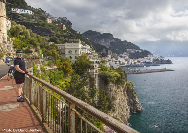 Italy - Cilento and The Amalfi Coast - Self-Guided Cycling Holiday Image