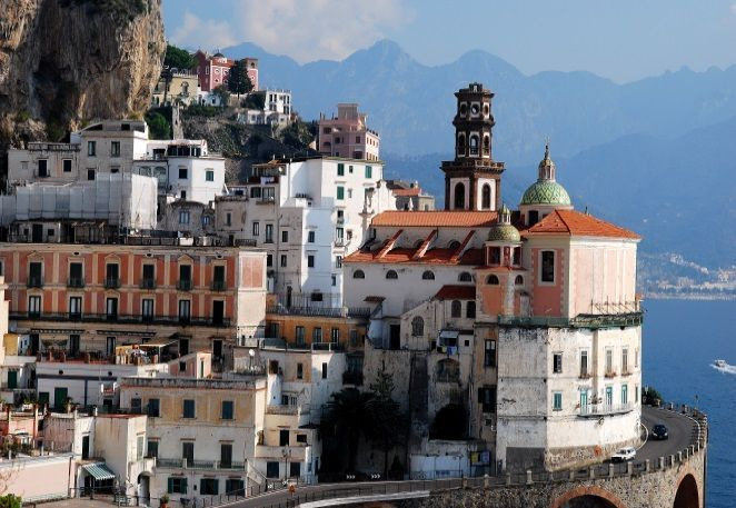 Amalfi 3.jpg - Italy - Cilento and The Amalfi Coast - Guided Leisure Cycling Holiday - Italia Leisure and Family Cycling