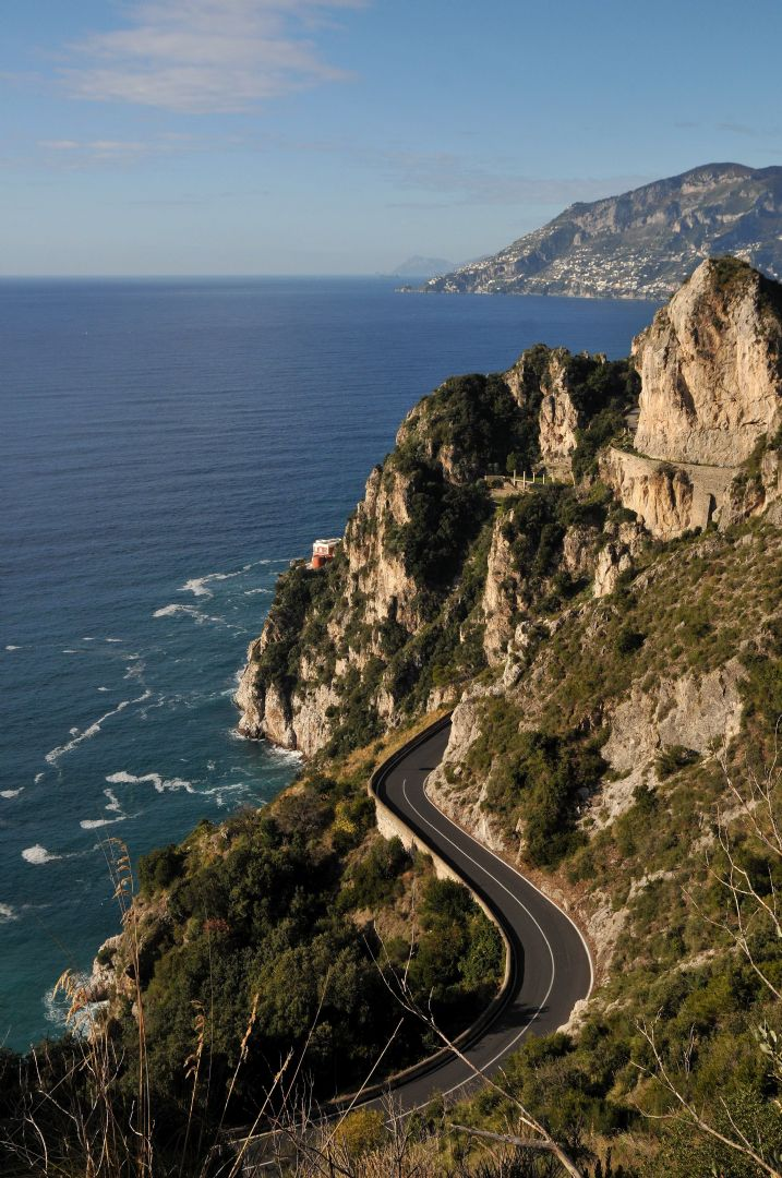 Amalfi 02.jpg - Italy - Cilento and The Amalfi Coast - Guided Leisure Cycling Holiday - Italia Leisure and Family Cycling