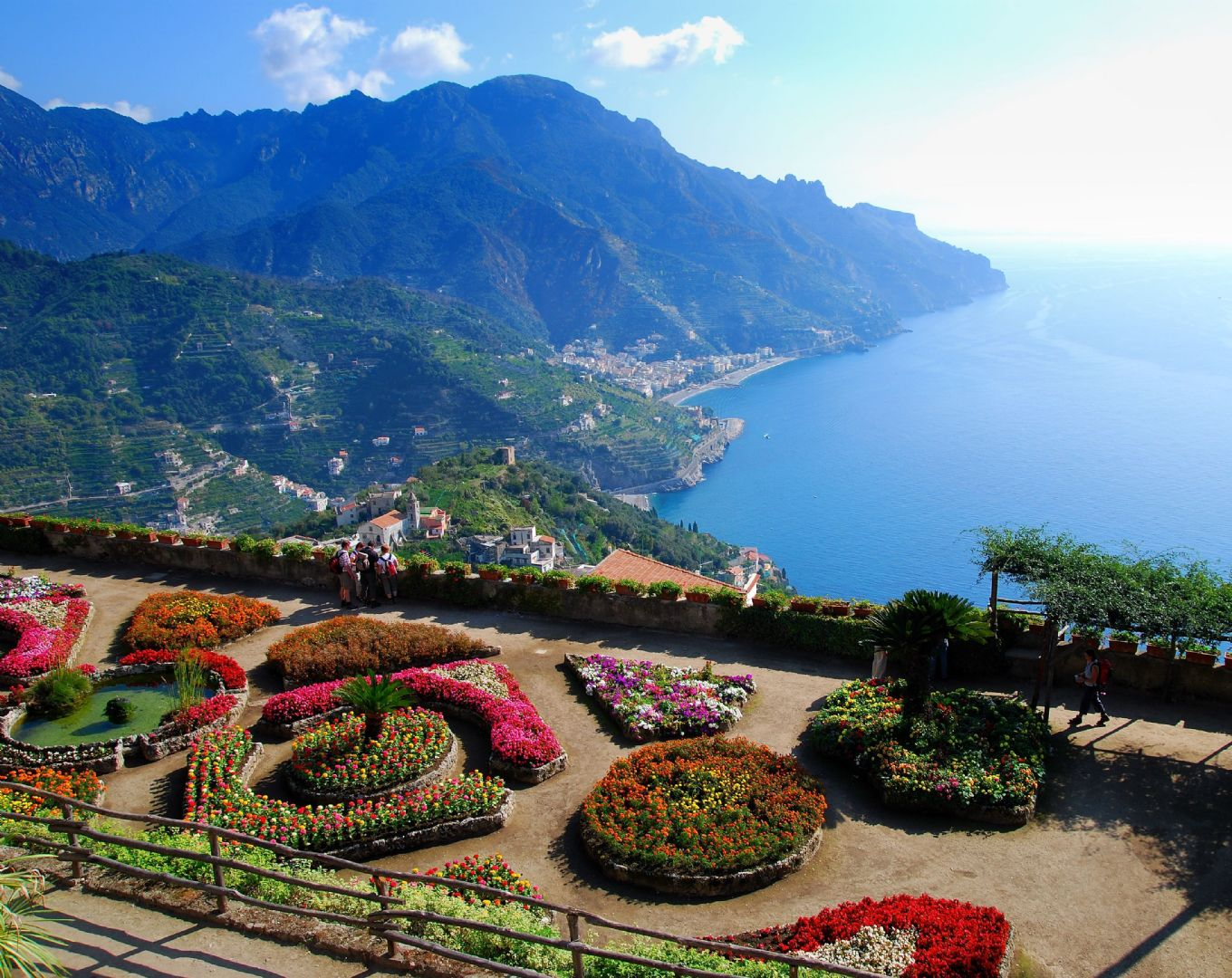 Amalfi06.jpg - Italy - Cilento and The Amalfi Coast - Guided Leisure Cycling Holiday - Italia Leisure and Family Cycling