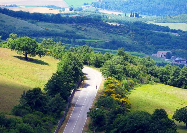 cycling-holiday-tuscany 15.jpg - Italy - A Taste of Tuscany - Guided Leisure Cycling Holiday - Italia Leisure and Family Cycling
