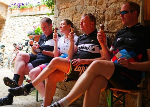 cycling-holiday-tuscany 8.jpg - Italy - A Taste of Tuscany - Guided Leisure Cycling Holiday - Italia Leisure and Family Cycling