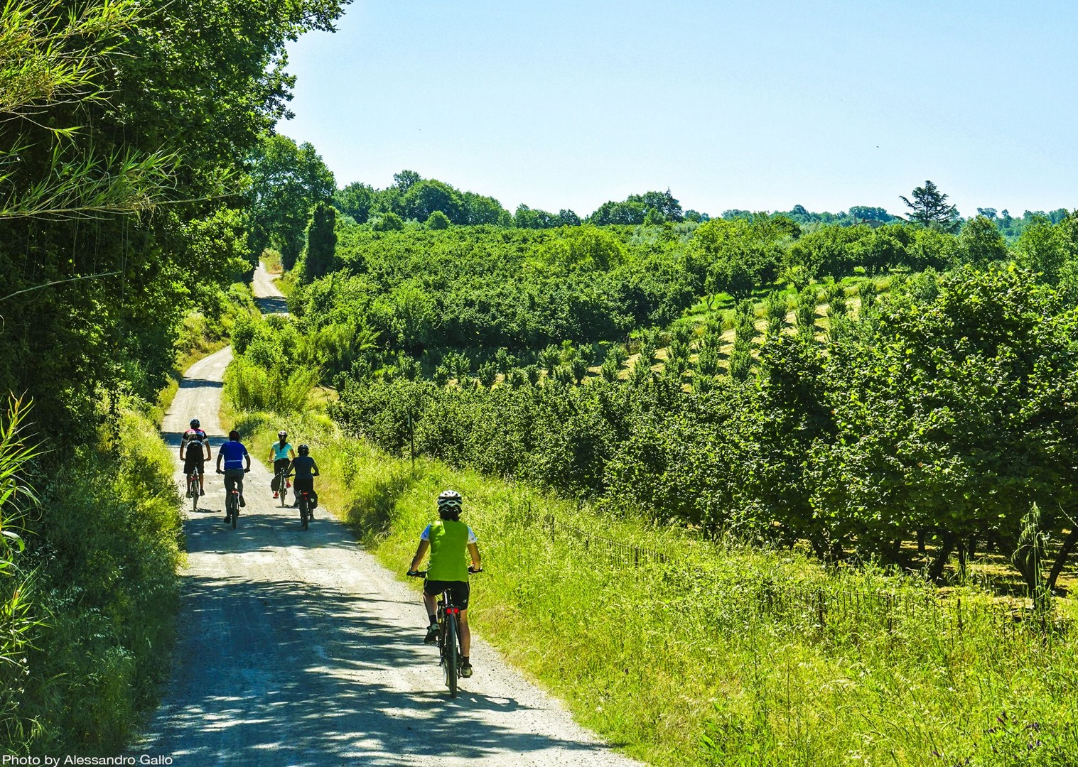 fun-happy-cycle-holiday-picturesque-tuscany-italy-saddle-skedaddle.jpg - Italy - A Taste of Tuscany - Italia Leisure and Family Cycling