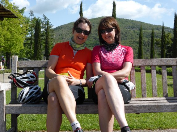 42.JPG - Italy - A Taste of Tuscany - Guided Leisure Cycling Holiday - Italia Leisure and Family Cycling