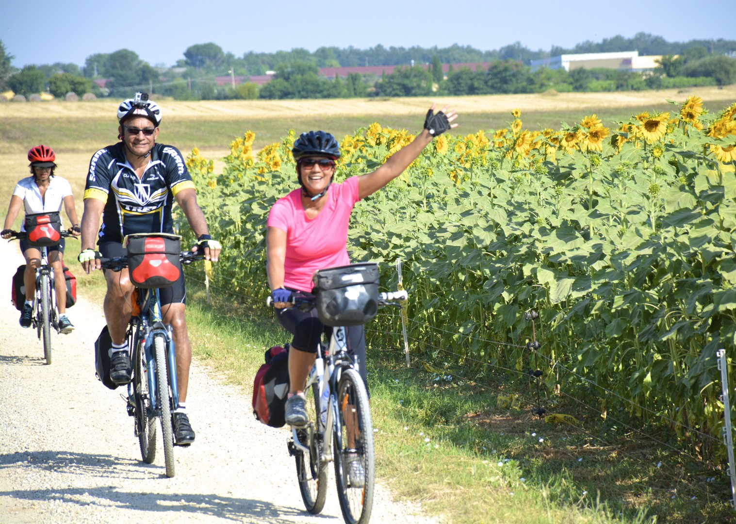 tuscnay-cycling-holiday-landscape.jpg - Italy - Classic Tuscany - Self-Guided Leisure Cycling Holiday - Italia Leisure and Family Cycling