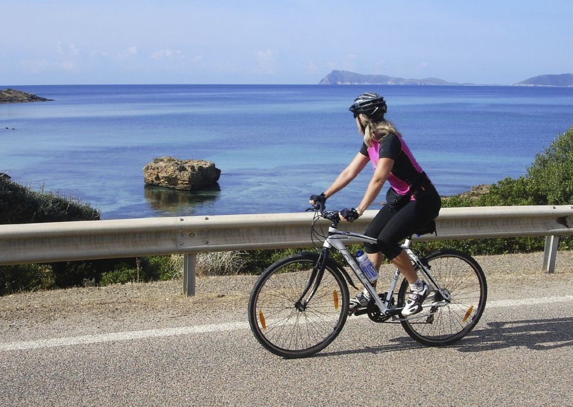 Sardiniacycling.jpg - Italy - Sardinia - Family Flavours - Guided Family Cycling Holiday - Italia Leisure and Family Cycling
