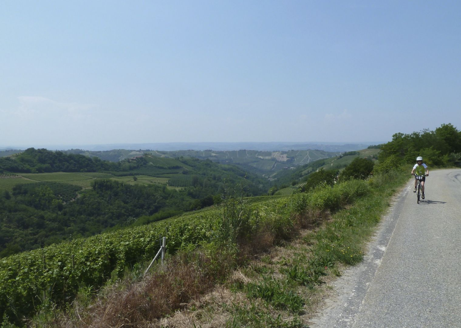 _Customer.27713.17357.jpg - Italy - Piemonte - Vineyards and Castles - Leisure Cycling Holiday - Guided - Italia Leisure and Family Cycling