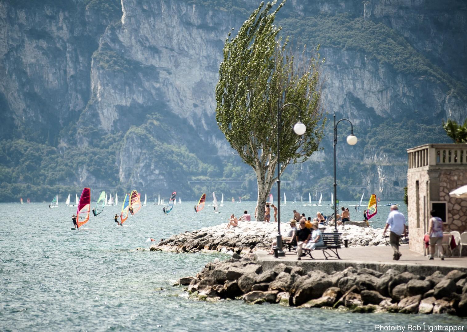 Water-Sports-for-kids-on-lake-garda-Family-Cycling-Holiday-Lake-Garda-Venice-Italy.jpg - Italy - Lake Garda to Venice - Self-Guided Family Cycling Holiday - Italia Leisure and Family Cycling