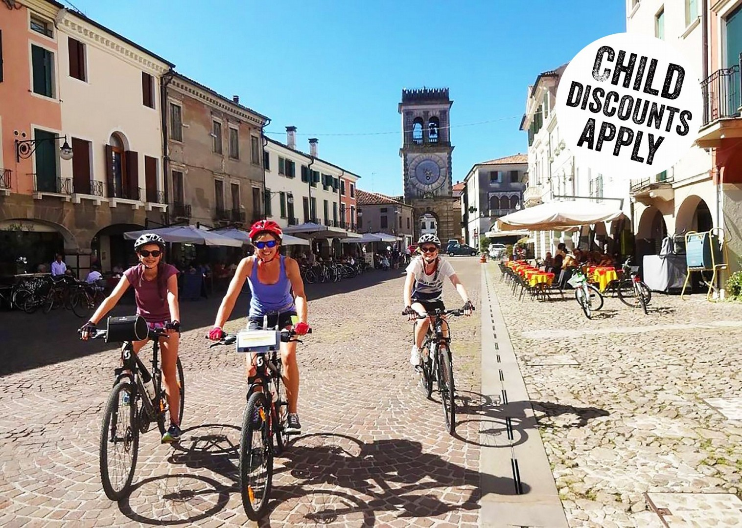 italy-lake-garda-venice-Family-Cycling-Holiday-Lake-Garda-Venice-Italy.jpg - Italy - Lake Garda to Venice - Self-Guided Family Cycling Holiday - Italia Leisure and Family Cycling