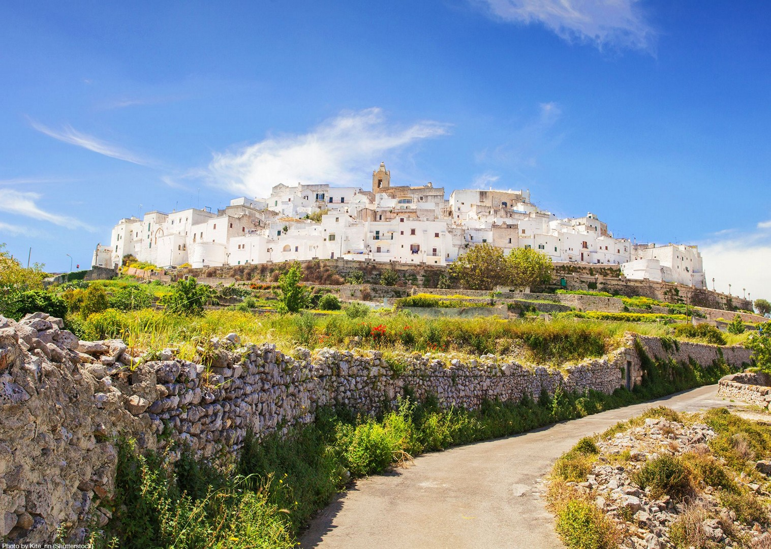 shutterstock_204778273  By Kite_rin.jpg - Italy - Puglia - Self-Guided Leisure Cycling Holiday - Italia Leisure and Family Cycling
