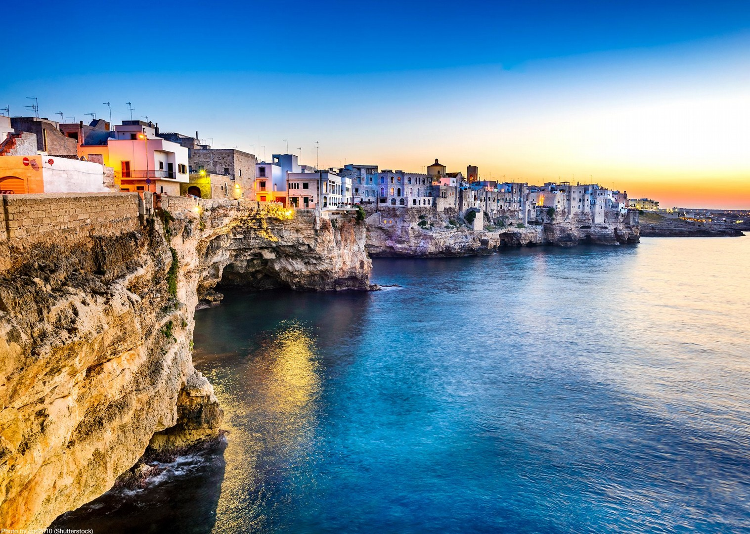 shutterstock_488694136.jpg - Italy - Puglia - Guided Leisure Cycling Holiday - Italia Leisure and Family Cycling