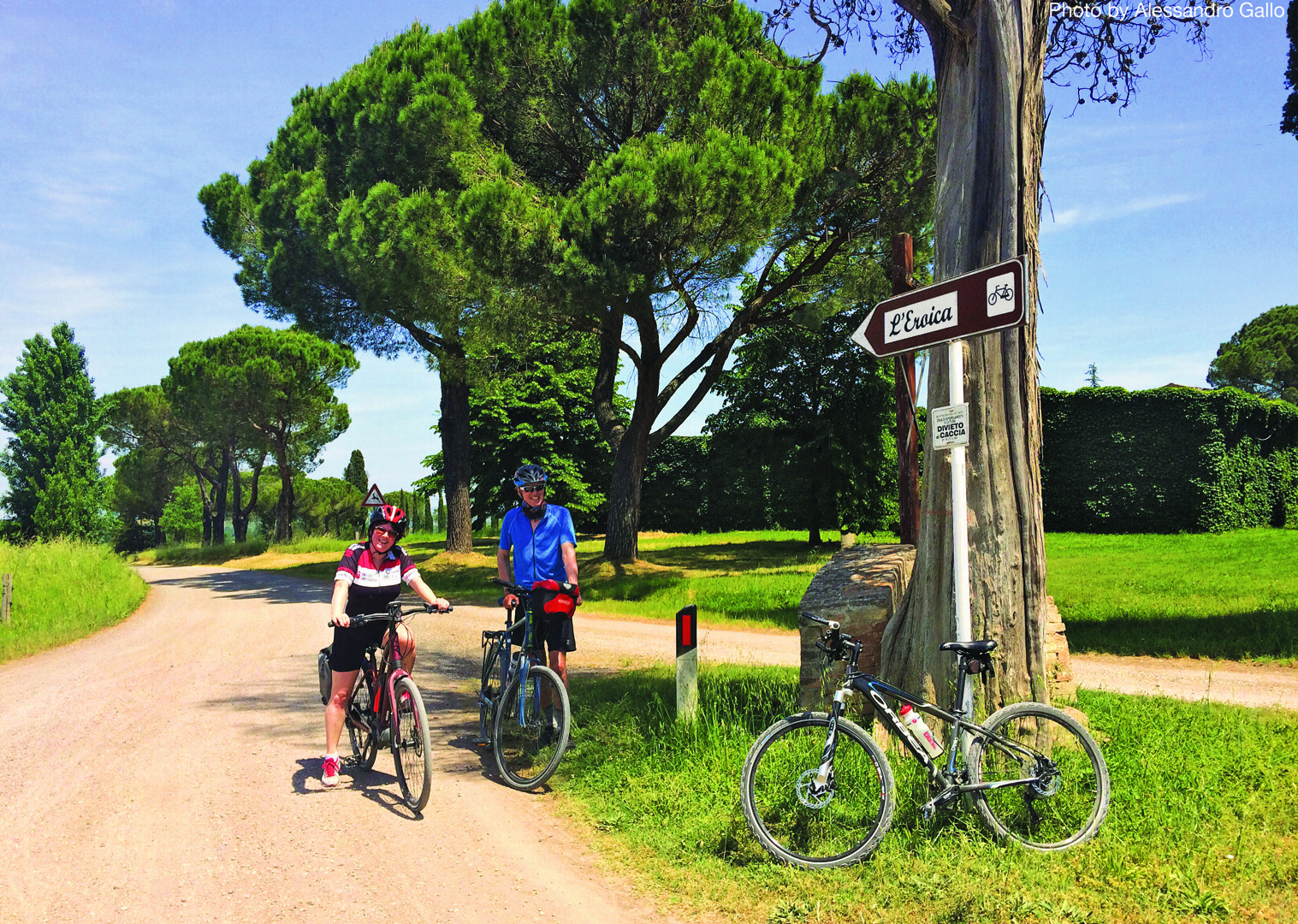 Italy-Via-Francigena-Tuscany-to-Rome-Guided-Leisure-Cycling-Holiday - Italy - Via Francigena (Tuscany to Rome) - Guided Leisure Cycling Holiday - Italia Leisure and Family Cycling