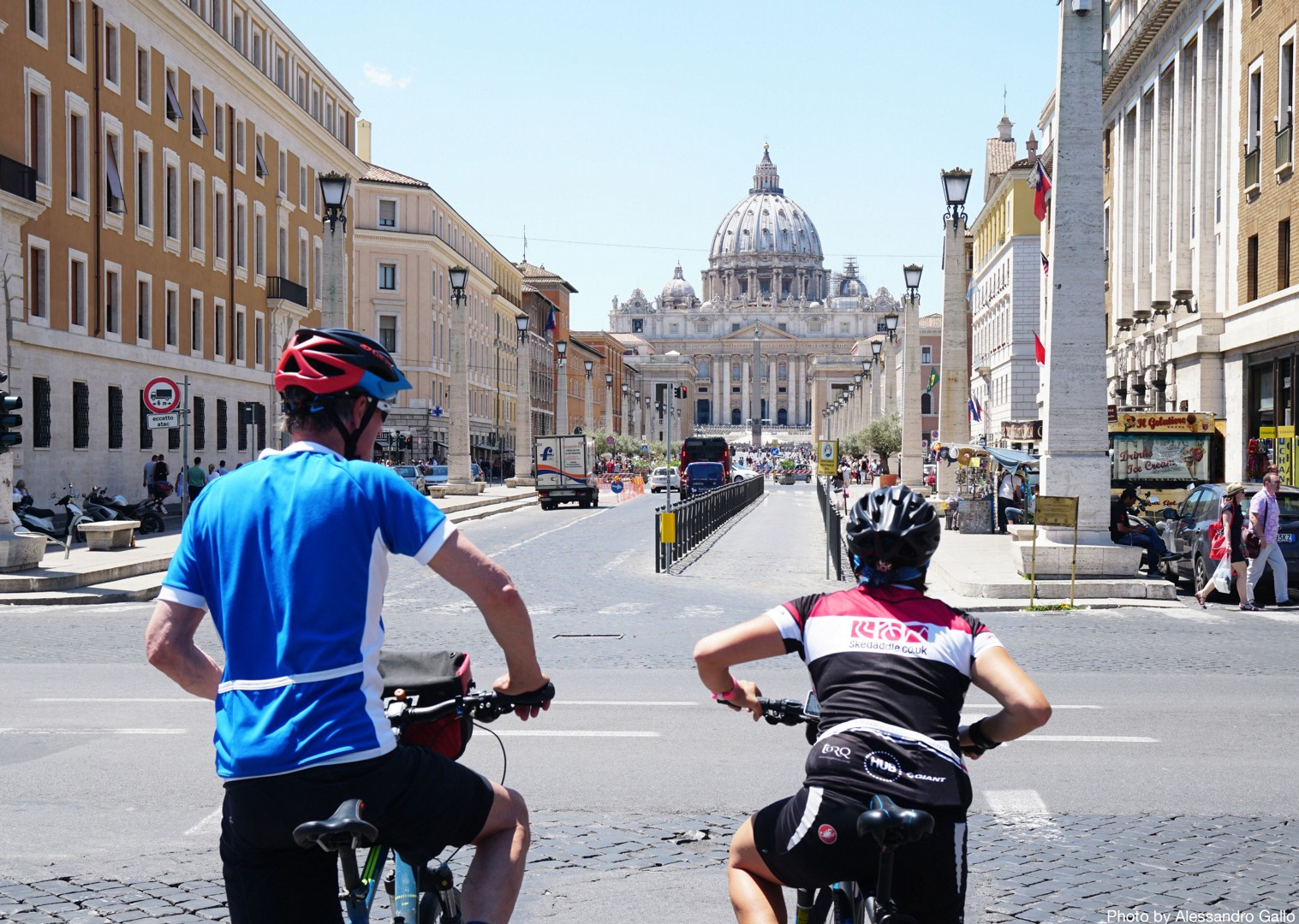 Italy-Via-Francigena-Tuscany-to-Rome-Guided-Leisure-Cycling-Holiday-Vatican - Italy - Via Francigena (Tuscany to Rome) - Guided Leisure Cycling Holiday - Italia Leisure and Family Cycling