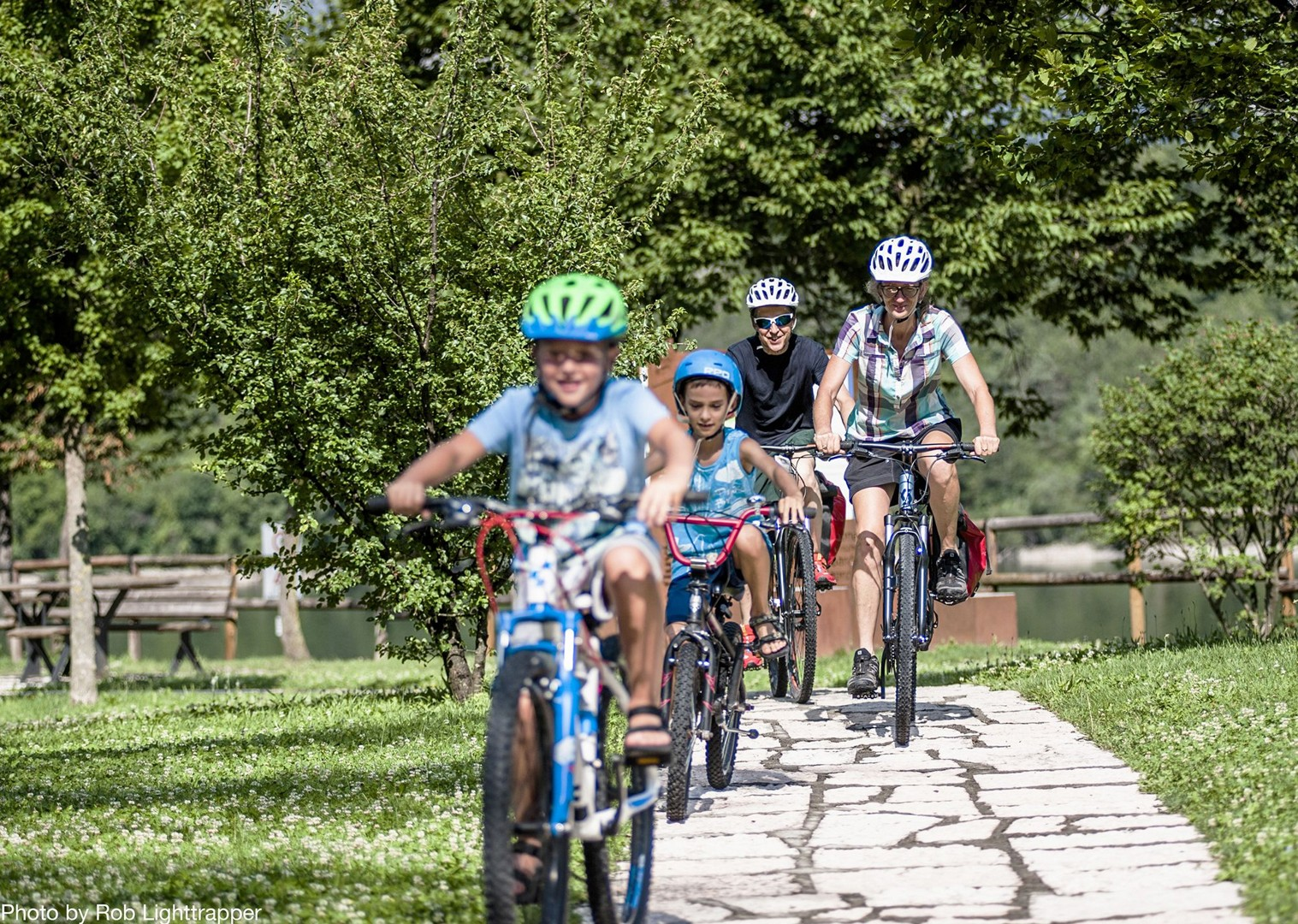 self-guided-family-cycling-holiday-italy.jpg - Italy - Lake Garda Explorer - Self-Guided Family Cycling Holiday - Italia Leisure and Family Cycling