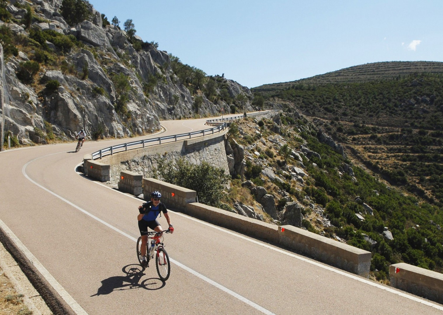coast-to-coast-sardinia-self-guided-cycling.jpg - Italy - Sardinia - Coast to Coast - Self-Guided Leisure Cycling Holiday - Italia Leisure and Family Cycling