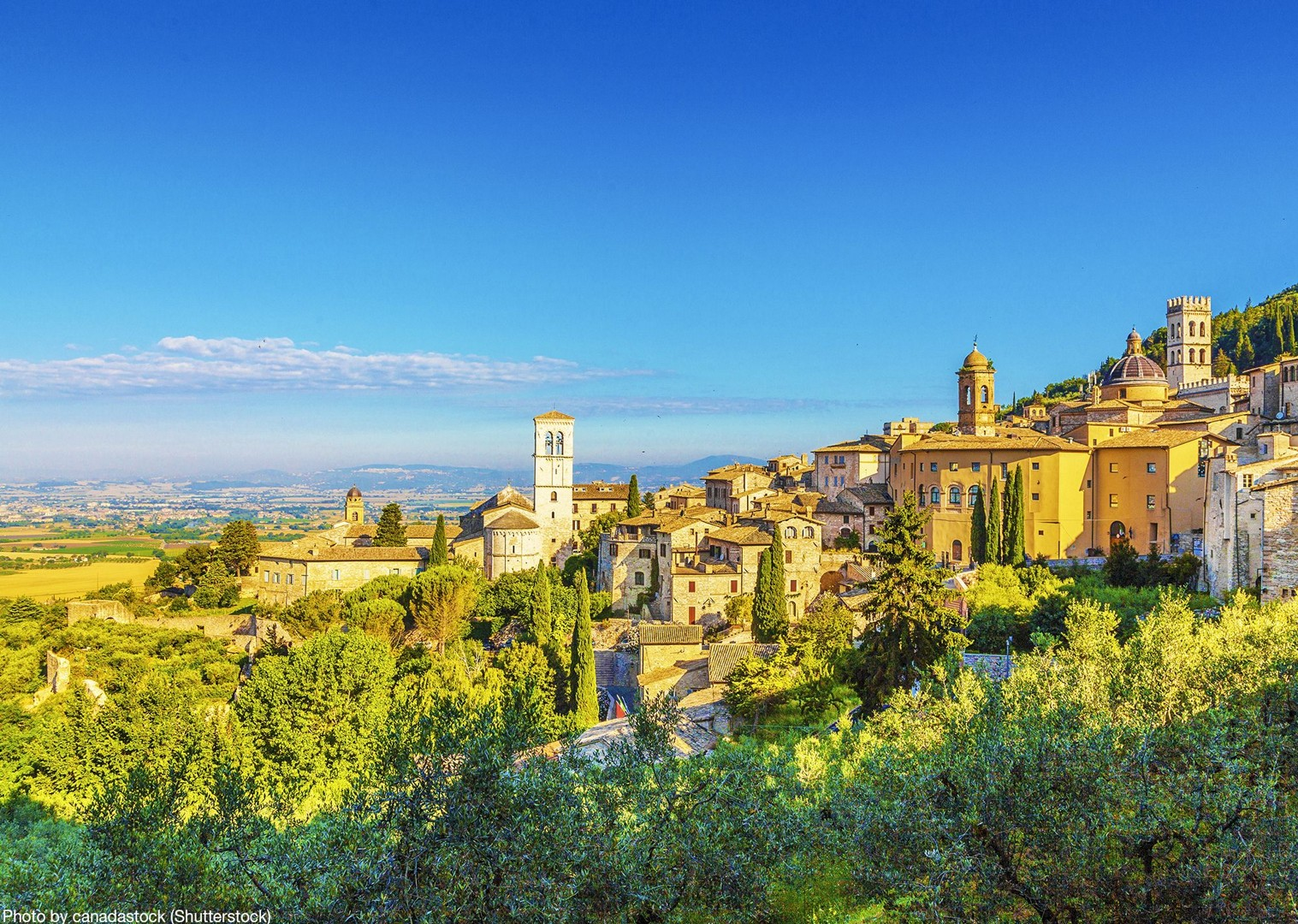 shutterstock By canadastock 367895231.jpg - Italy - Green Valley of Umbria - Self-Guided Leisure Cycling Holiday - Italia Leisure and Family Cycling