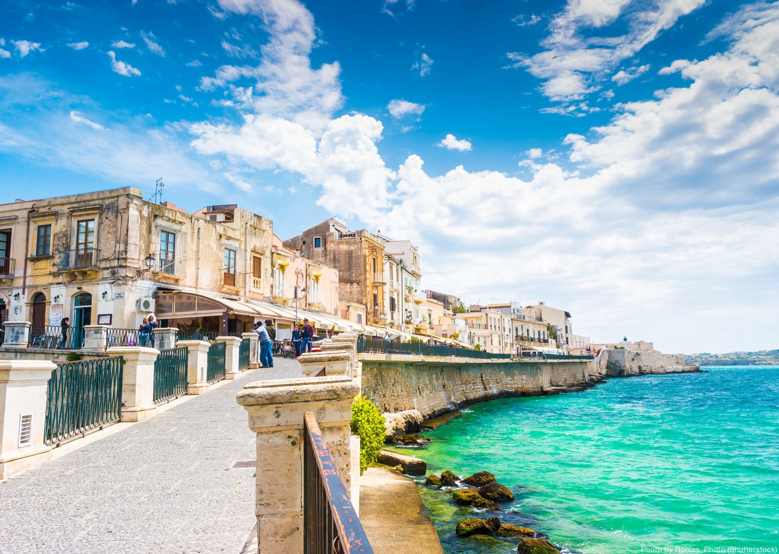 coastal-road-to-capo-passero-italy-sicily-cycling-tour.jpg - Italy - Sicily - Self-Guided Leisure Cycling Holiday - Italia Leisure and Family Cycling