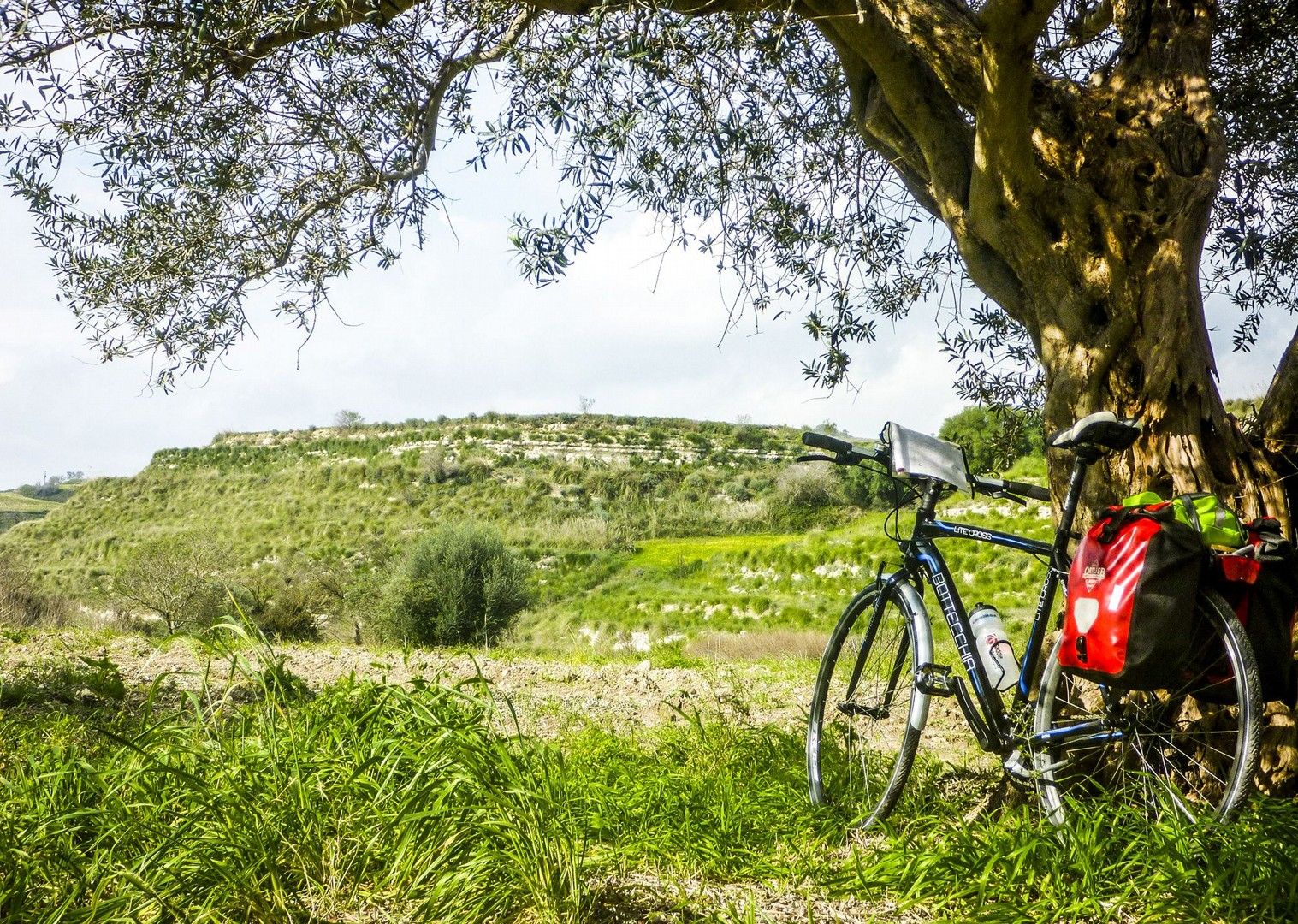 cycling-sicily-italy-skedaddle-leisure-self-guided.jpg - Italy - Sicily - Self-Guided Leisure Cycling Holiday - Italia Leisure and Family Cycling