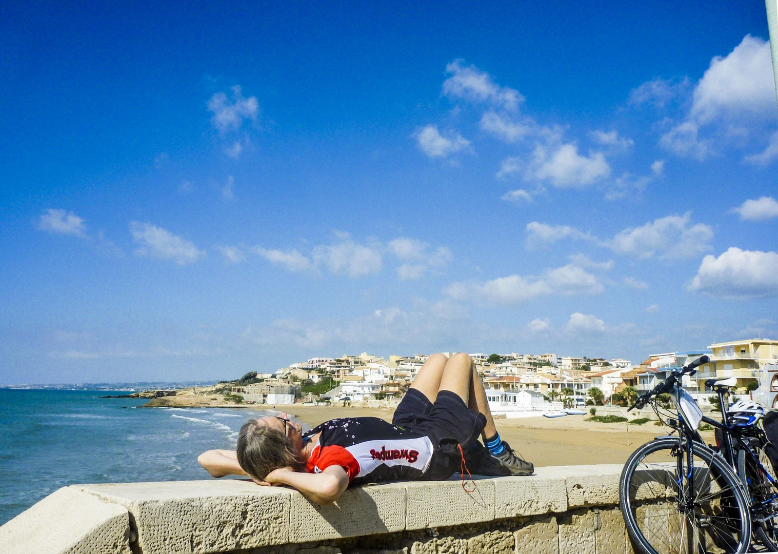 relaxing-leisure-cycling-italy-sicily-coast-saddle-skedaddle.jpg - Italy - Sicily - Self-Guided Leisure Cycling Holiday - Italia Leisure and Family Cycling