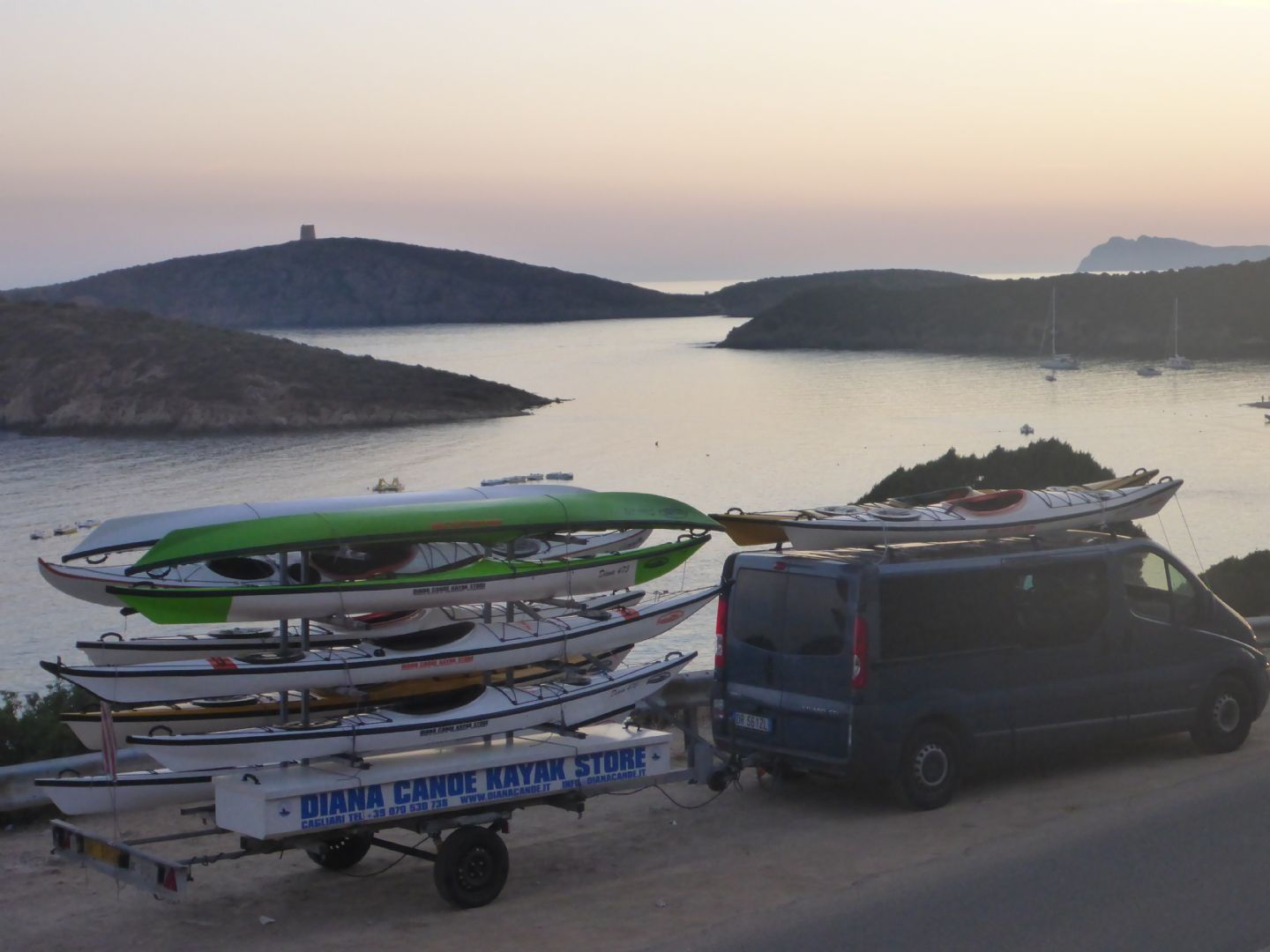 P1020144.JPG - Sardinia - Southern Sea Kayaking - Kayaking