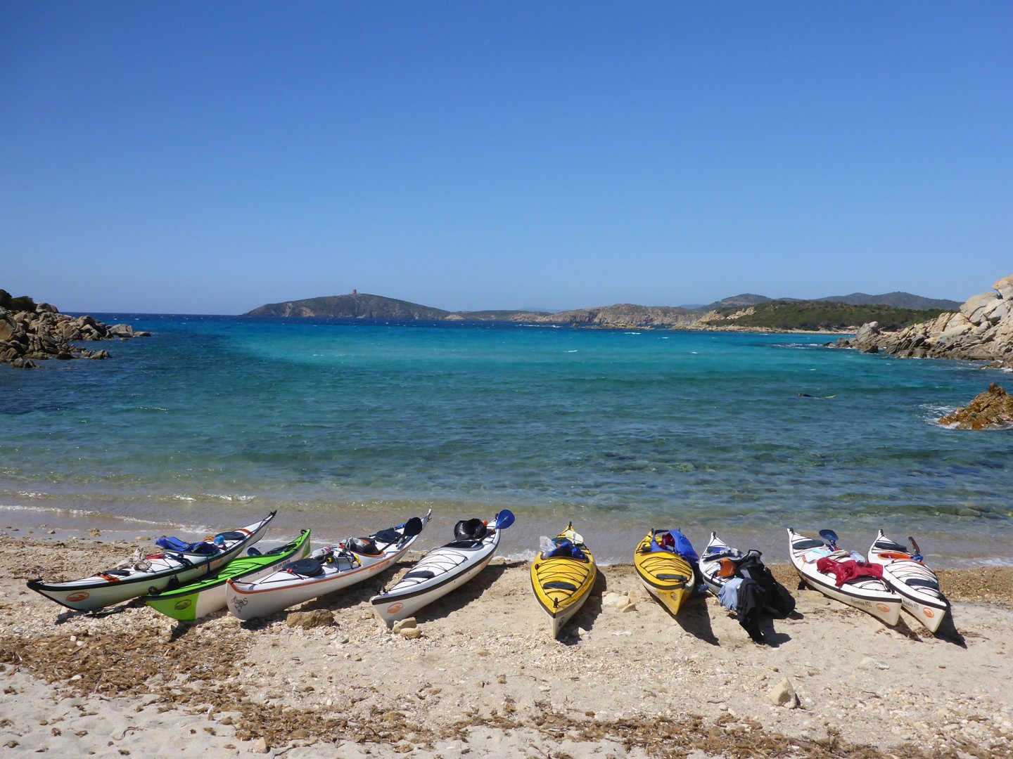 Capo Malfatano.jpg - Sardinia - Southern Sea Kayaking - Kayaking