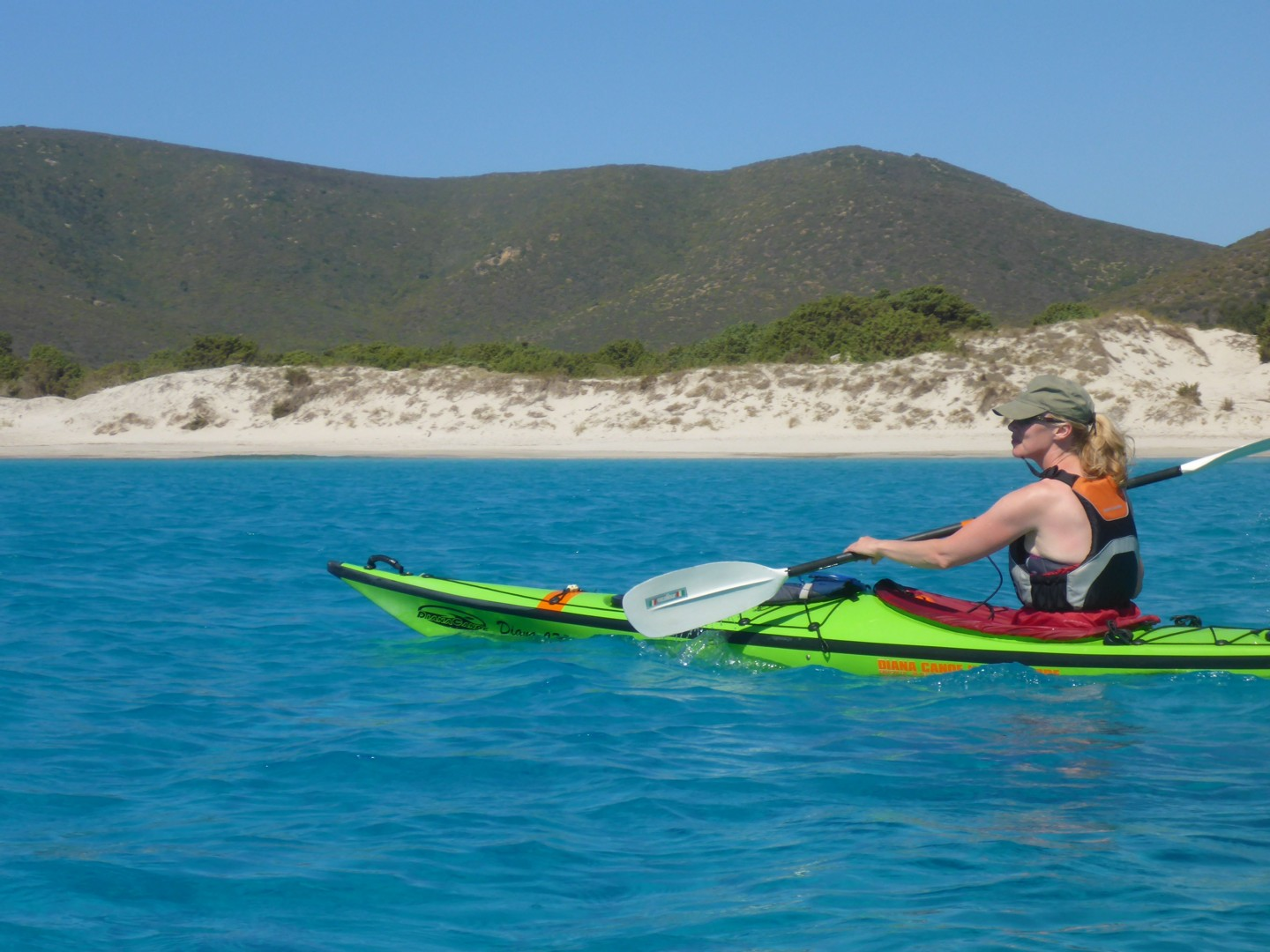 Zafferano 2.jpg - Sardinia - Southern Sea Kayaking - Kayaking