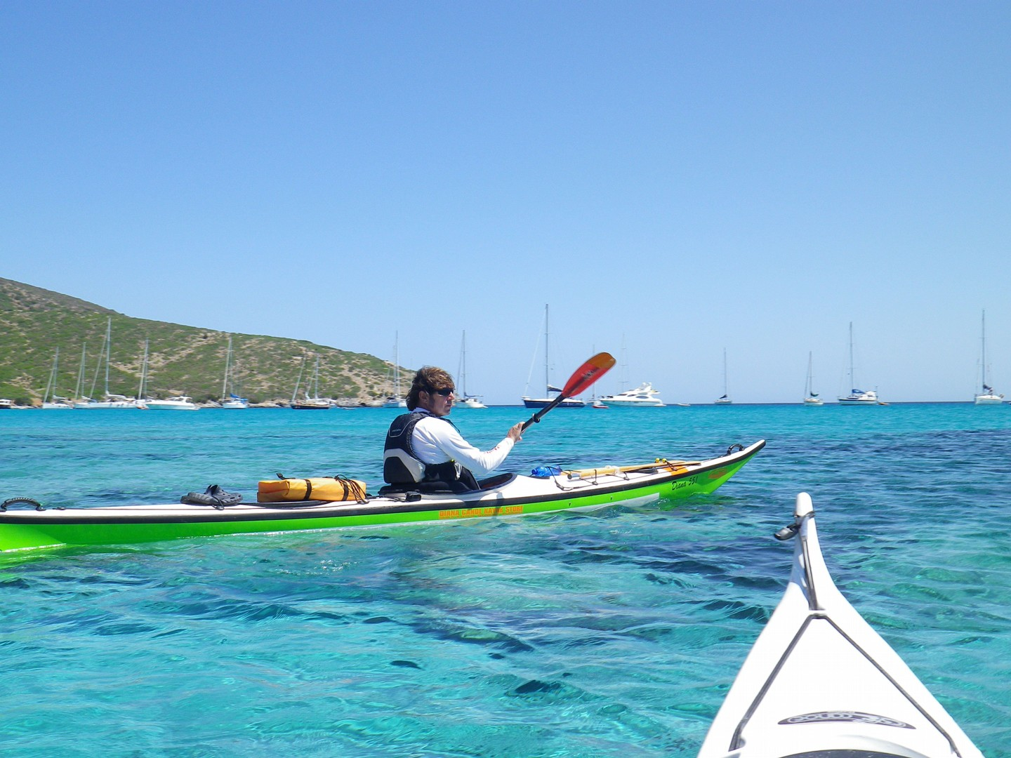 Zafferano.JPG - Sardinia - Southern Sea Kayaking - Kayaking