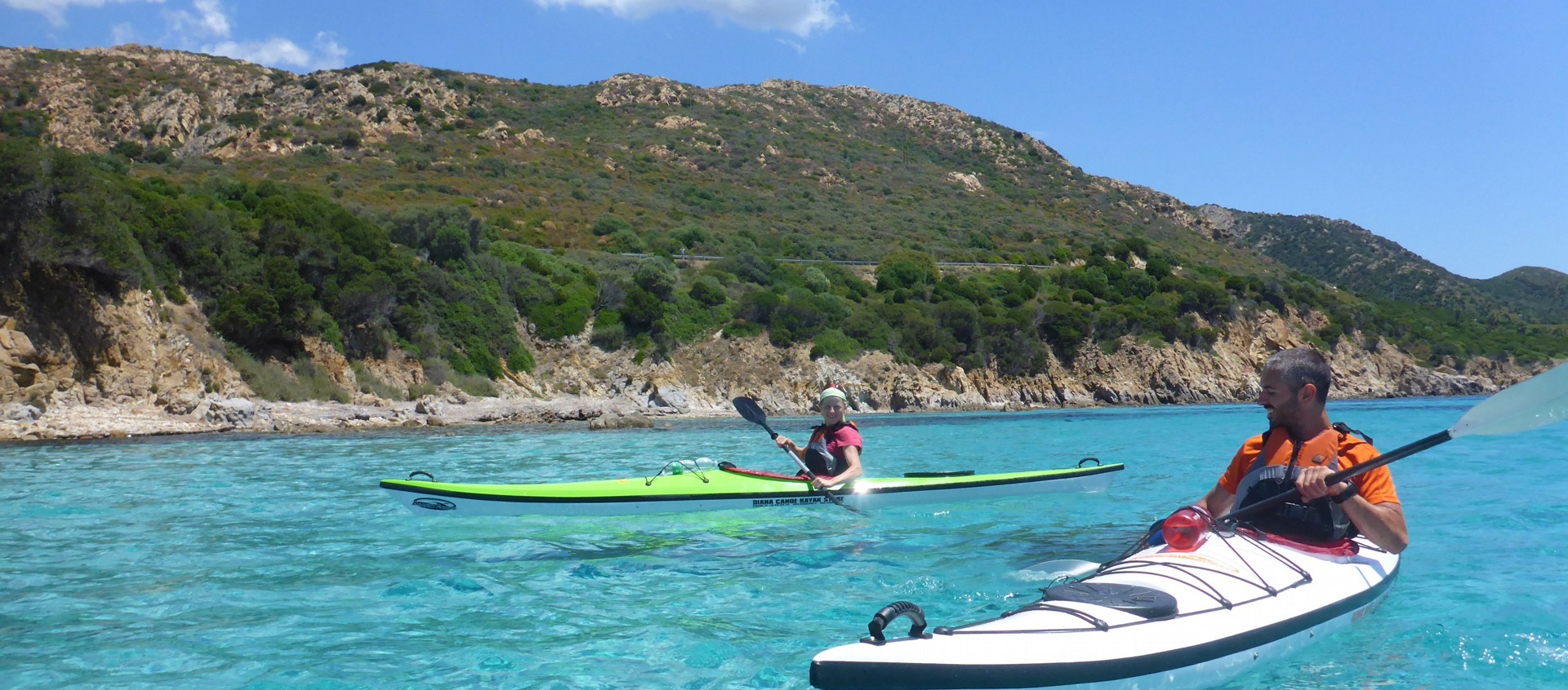 TUERREDDA MAIN.JPG - Sardinia - Southern Sea Kayaking - Kayaking
