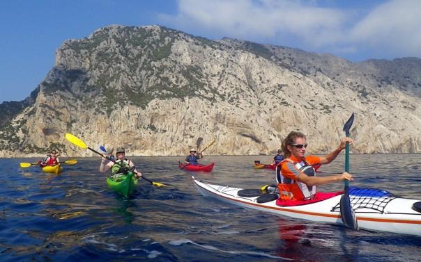 kayak 3.jpg - Sardinia - Wilderness Blue Sea Kayaking - Kayaking