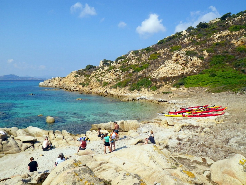 Kayak 5.jpg - Sardinia - Wilderness Blue Sea Kayaking - Kayaking