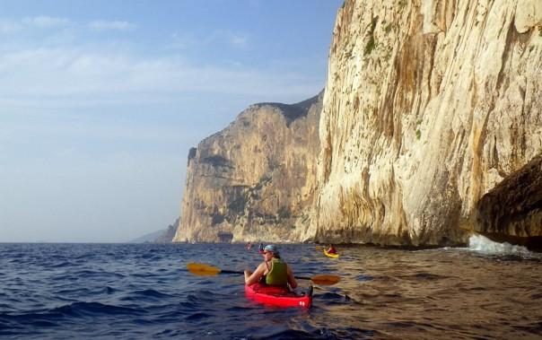 Kayak 8.jpg - Sardinia - Wilderness Blue Sea Kayaking - Kayaking