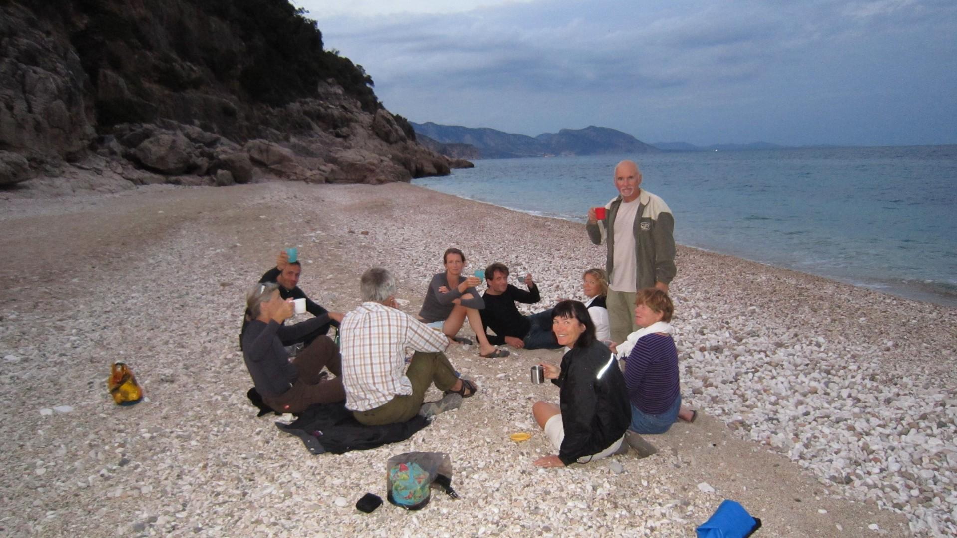 Kayak 2010 087.jpg - Sardinia - Wilderness Blue Sea Kayaking - Kayaking