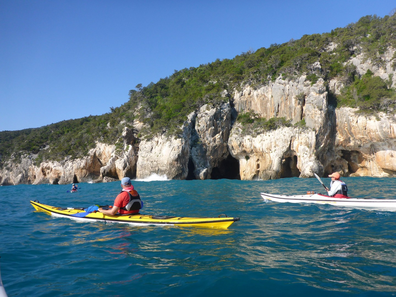 P1030395.jpg - Sardinia - Wilderness Blue Sea Kayaking - Kayaking