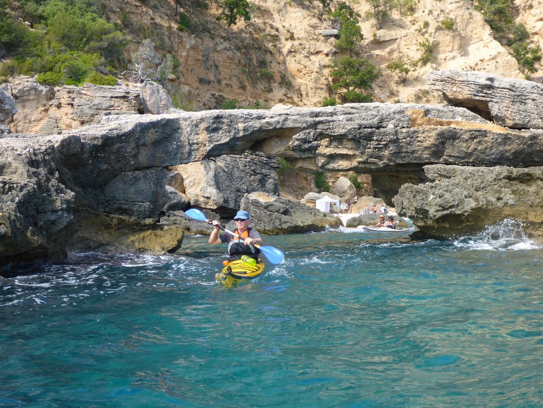 P1030439.jpg - Sardinia - Wilderness Blue Sea Kayaking - Kayaking