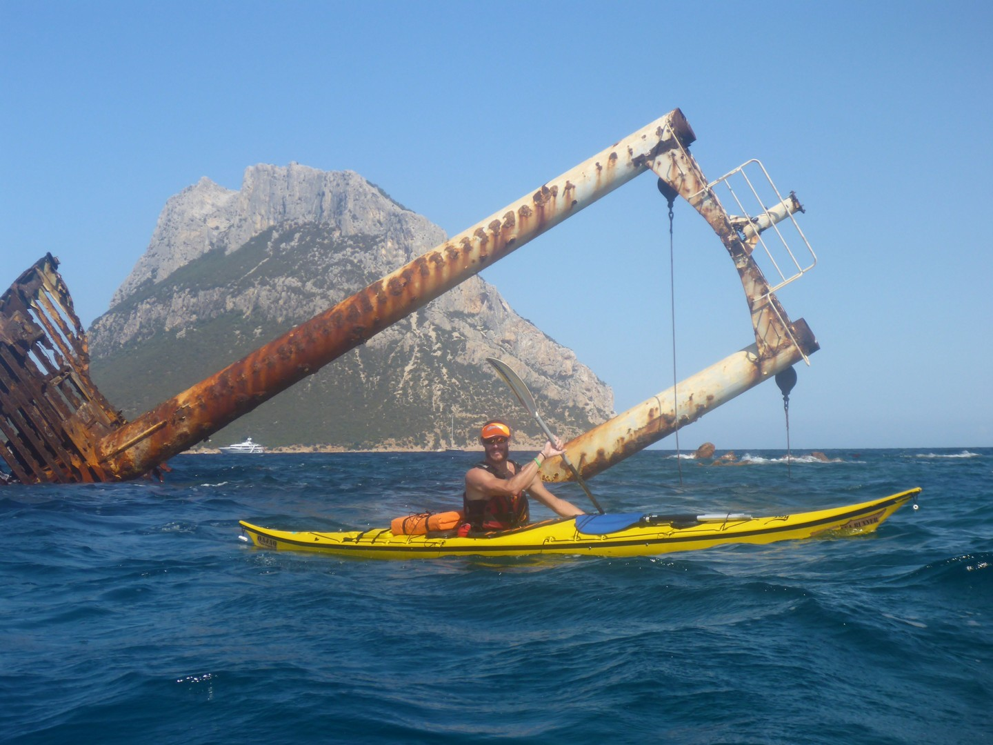 Tavolara.jpg - Sardinia - Daily Kayaking Trips - Kayaking
