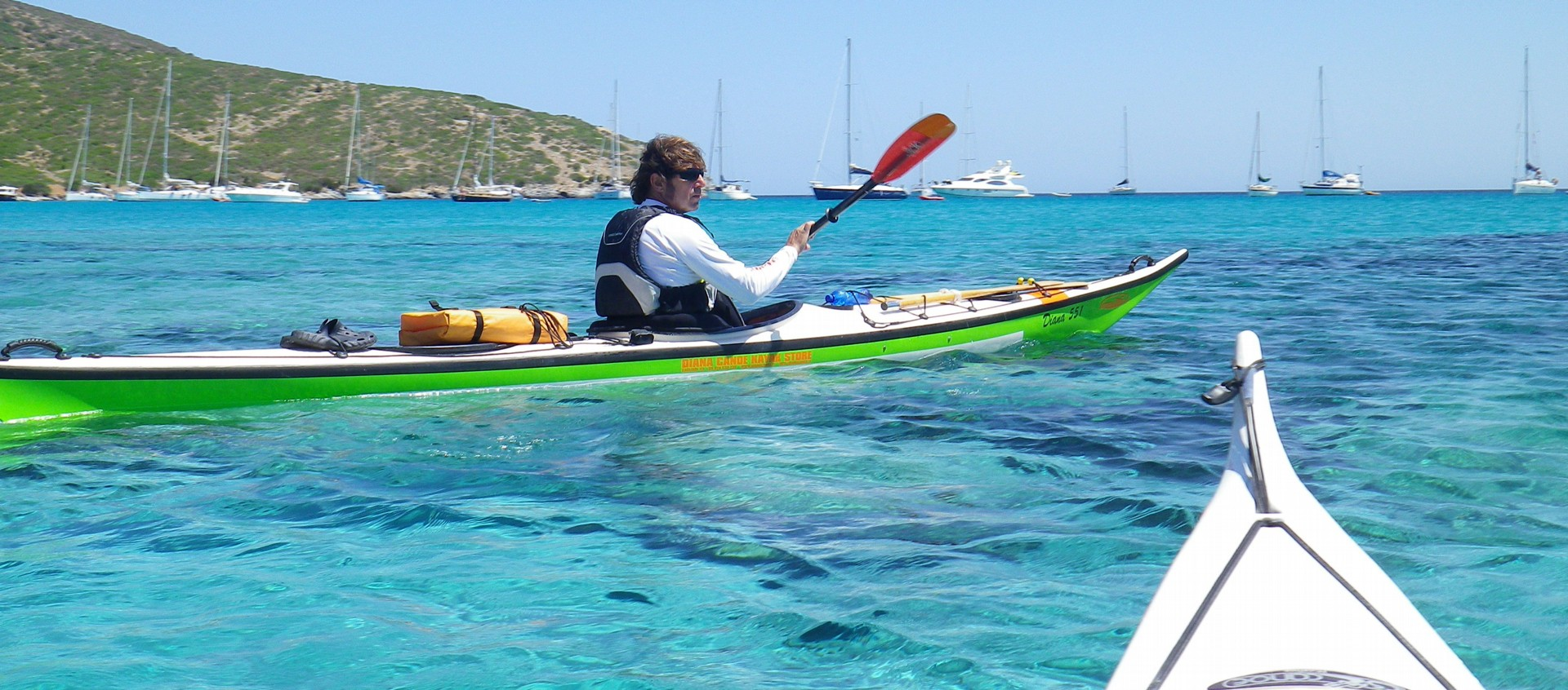 Zafferano.JPG - Sardinia - Daily Kayaking Trips - Kayaking