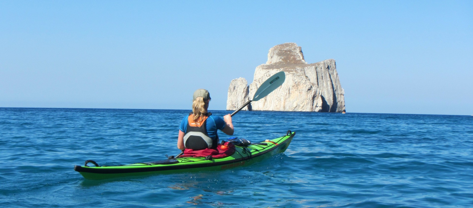 Pan di Zucchero 2.JPG - Sardinia - Daily Kayaking Trips - Kayaking