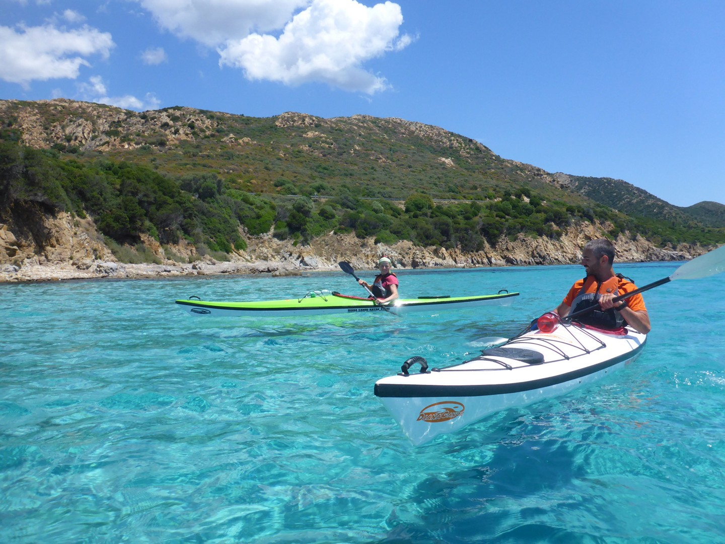 TUERREDDA MAIN.JPG - Sardinia - Daily Kayaking Trips - Kayaking