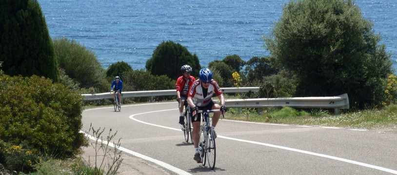 Looking for an easier paced road cycling holiday? Then our Sardinia Coastal Explorer which explores the rolling roads of the west coast is just the ticket. Choose our guided tours in April, June or October or plump for the self guided tour and select your own holiday schedule.