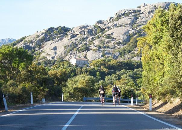 Road-Cycling-Holiday-Coastal-Explorer-Sardinia-Italy-Mt-Ferru.jpg - Italy - Sardinia - Coastal Explorer - Guided Road Cycling Holiday - Italia Road Cycling