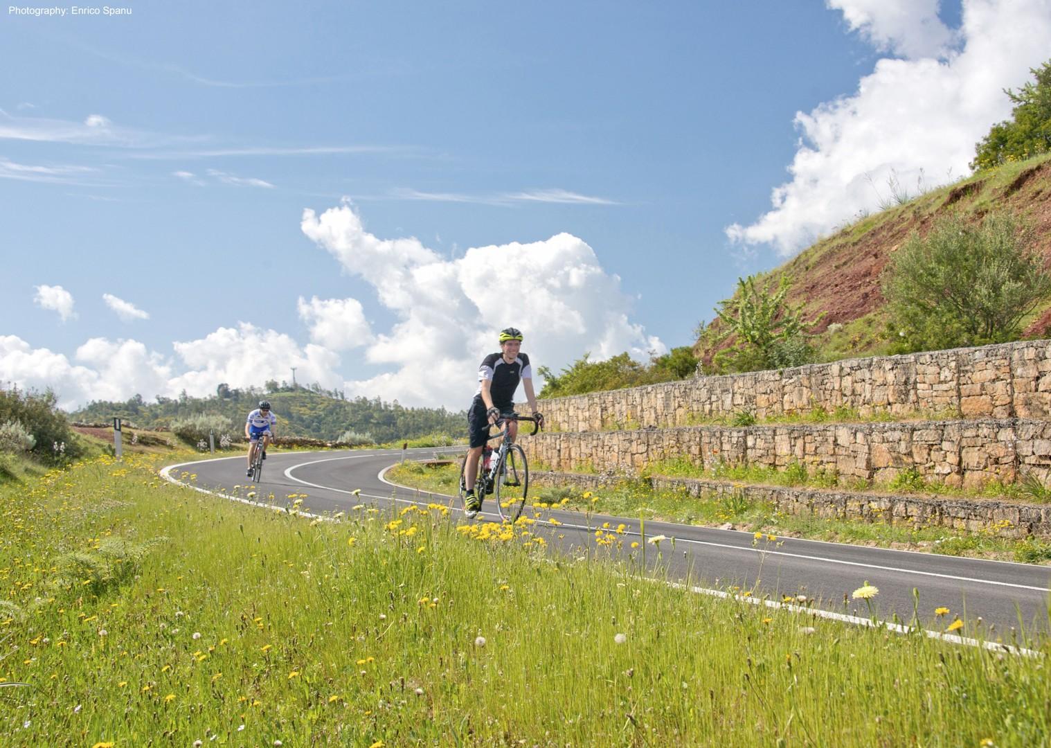 sardiniac2croad3.jpg - Italy - Sardinia - Coast to Coast - Self-Guided Road Cycling Holiday - Italia Road Cycling