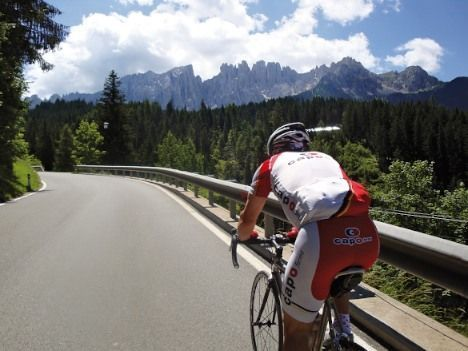 Italy - Dolomites and Alps - Italia Road Cycling
