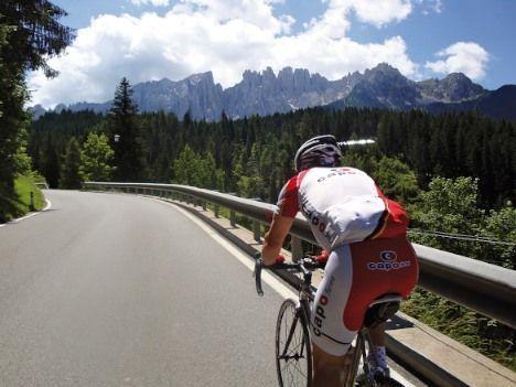 Italy - Dolomites and Alps - Italia Road Cycling