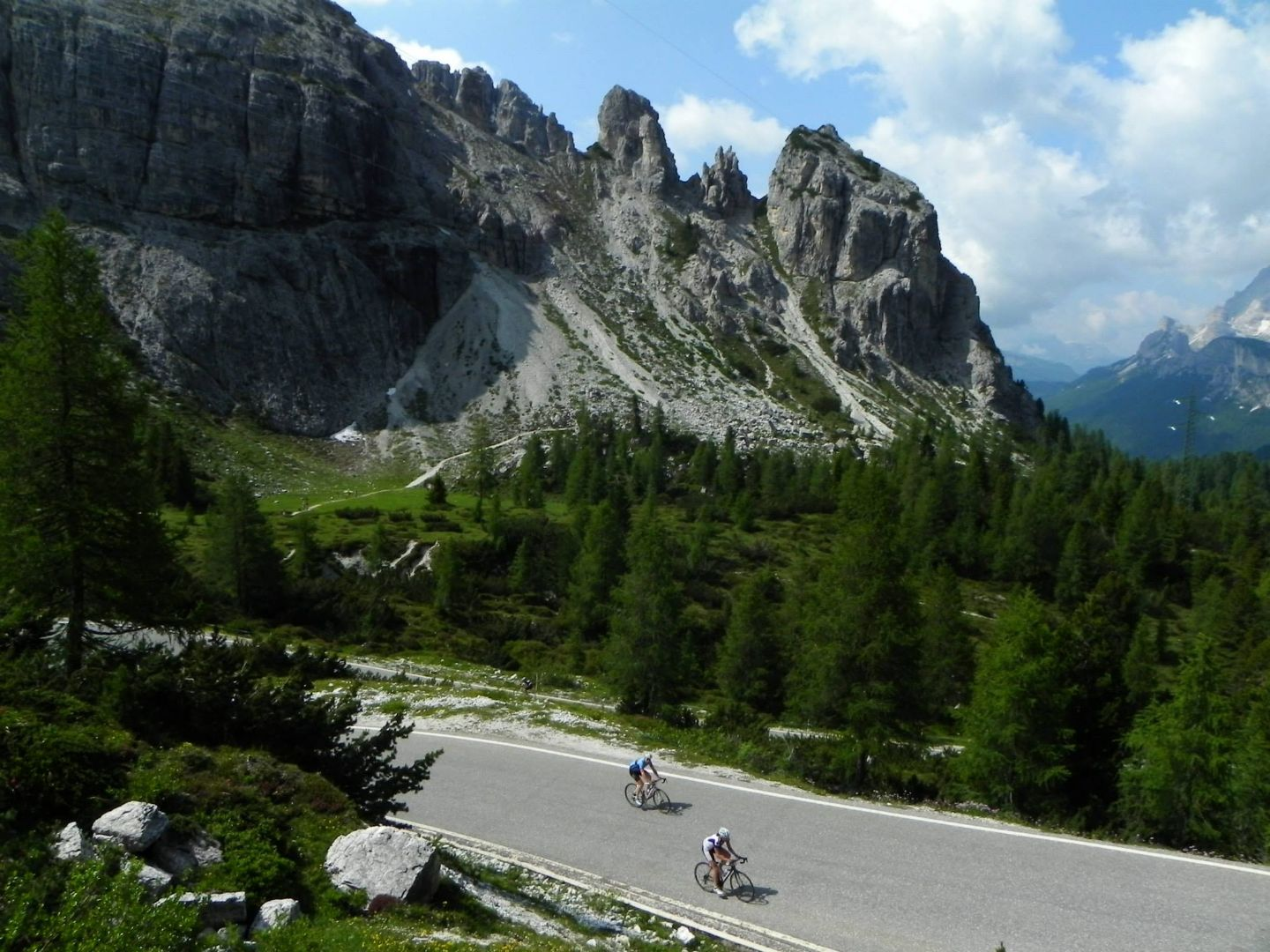 DolomitesRoadCycling15.jpg - Italy - Dolomites and Alps - Italia Road Cycling