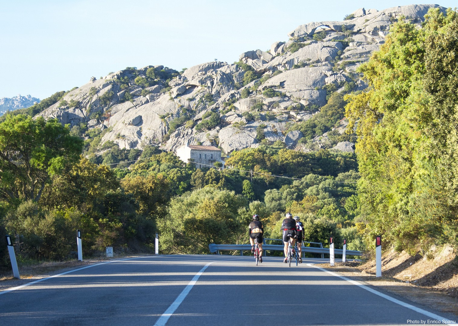 Self-Guided-Road-Cycling-Holiday-Coastal-Explorer-Sardinia-descent-to-Fluminimaggiore-and-Masua.jpg - Italy - Sardinia - Coastal Explorer - Self Guided Road Cycling Holiday - Italia Road Cycling