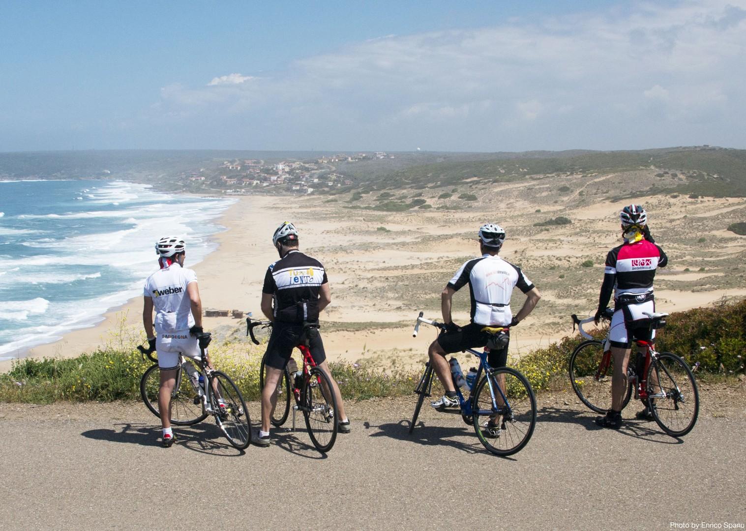Road-Cycling-Holiday-Italy-Sardinia-Coastal-Explorer-Nebida.jpg - Italy - Sardinia - Coastal Explorer - Self Guided Road Cycling Holiday - Italia Road Cycling