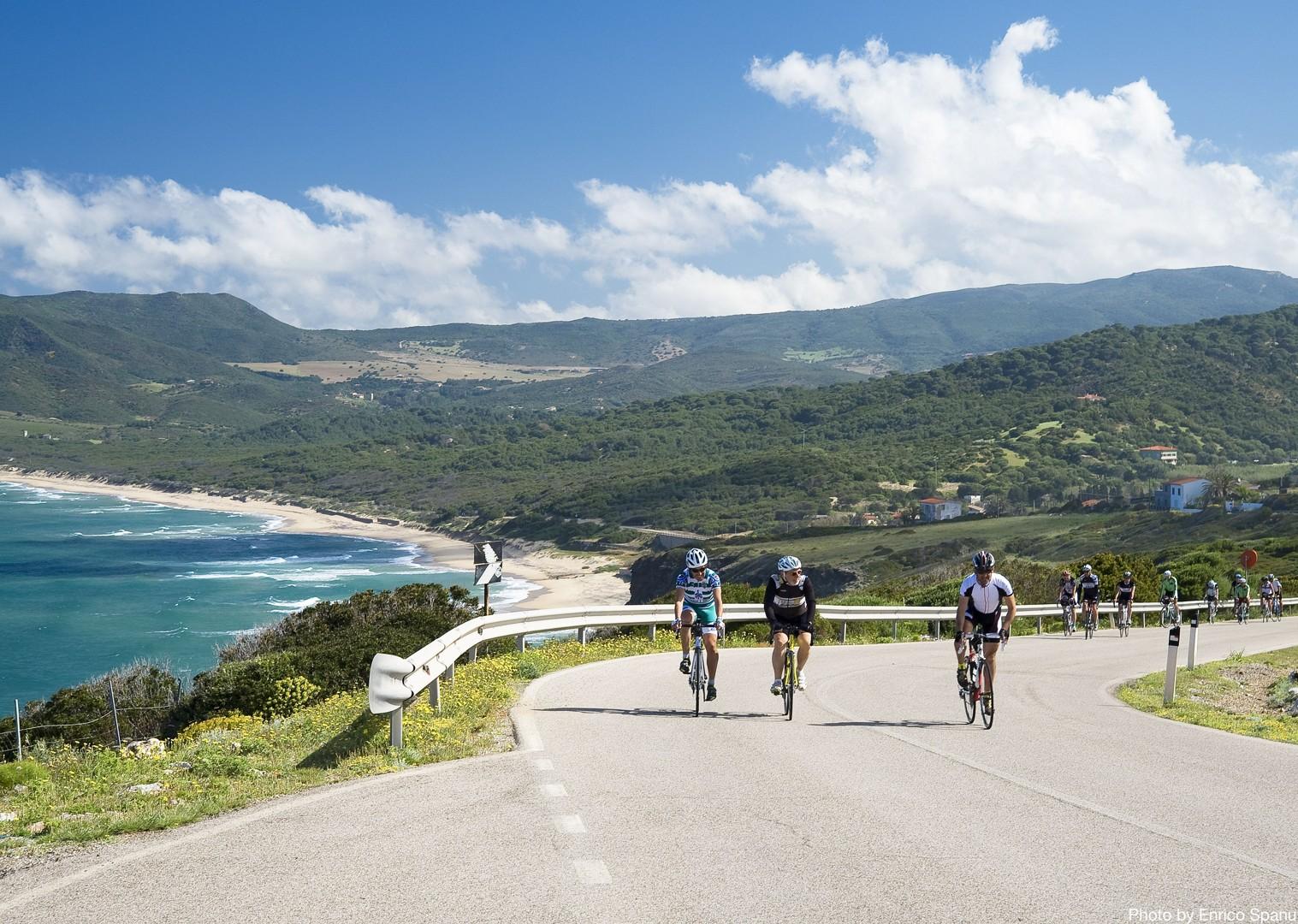 Sardinia-Coastal-Explorer-Self-Guided-Road-Cycling-Holiday-Alghero-to-Bosa.jpg - Italy - Sardinia - Coastal Explorer - Self Guided Road Cycling Holiday - Italia Road Cycling