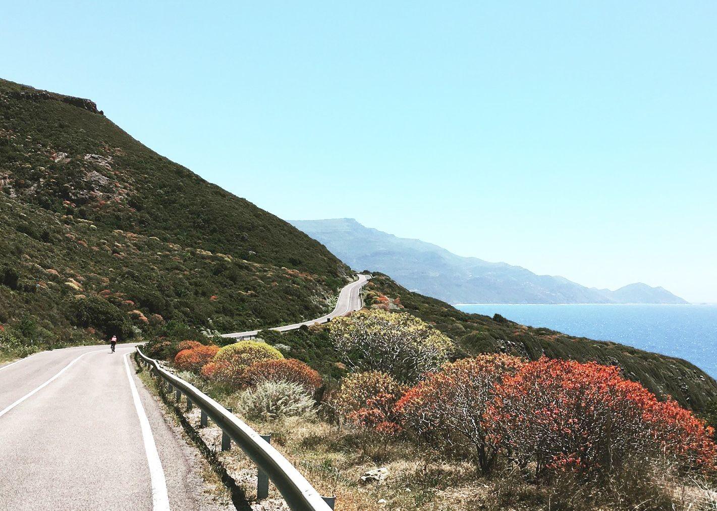 Road-Cycling-Holiday-Italy-Sardinia-Coastal-Explorer-Montiferru.jpg - Italy - Sardinia - Coastal Explorer - Self Guided Road Cycling Holiday - Italia Road Cycling