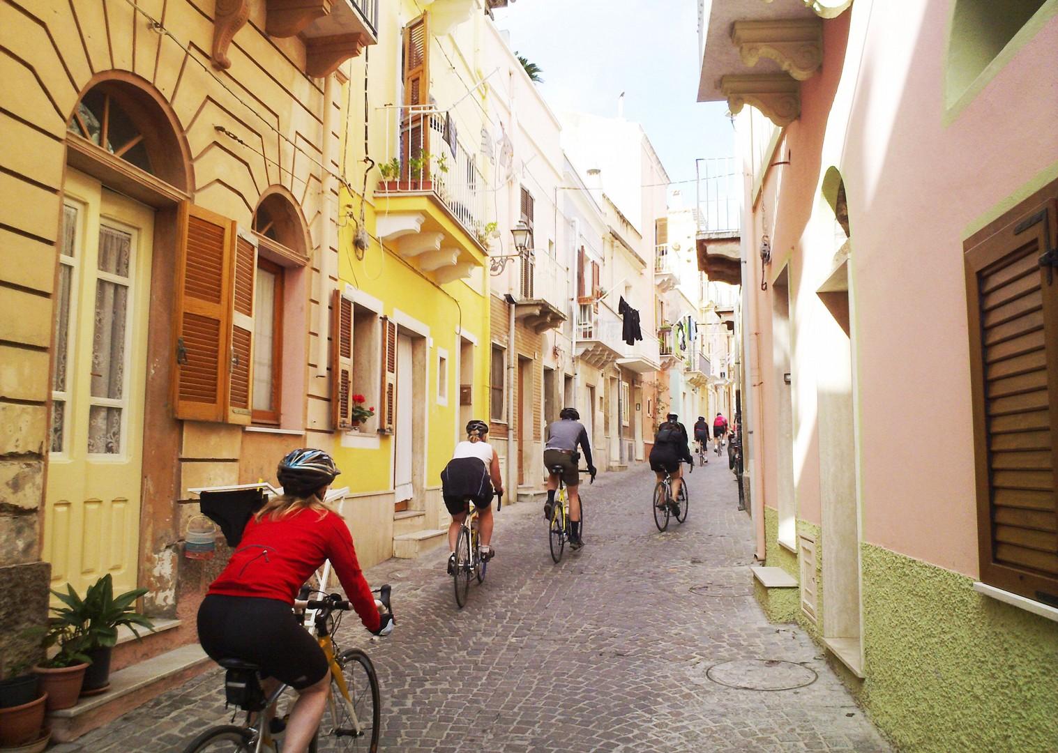 Road-Cycling-Holiday-Coastal-Explorer-Sardinia-Italy-Alghero-to-Bosa.jpg - Italy - Sardinia - Coastal Explorer - Self Guided Road Cycling Holiday - Italia Road Cycling